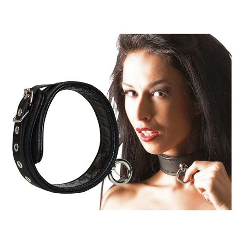 Verstelbare Lederen Halsband #11