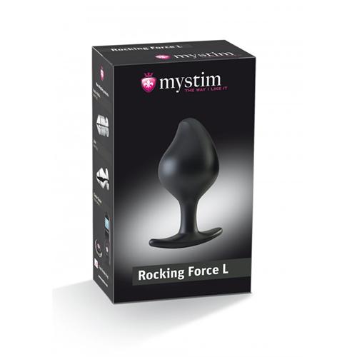 Rocking Force L E-Stim Buttplug #3