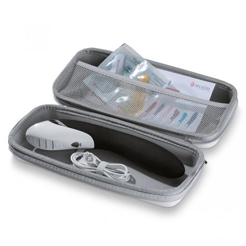 Tickling Truman E-Stim Vibrator - Black Edition #7