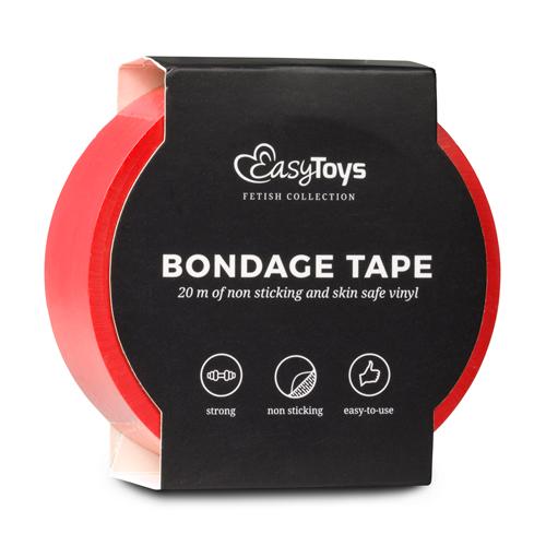 Rode bondagetape #3