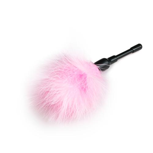 Zachte kietelaar - roze #5