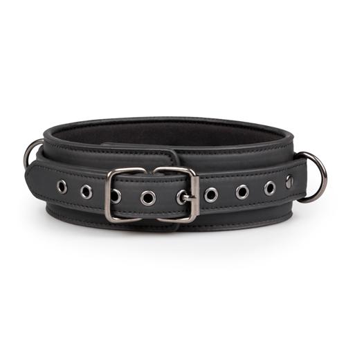 Fetish halsband met riem #7