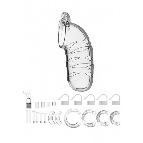 ManCage 05 Kuisheidskooi - Transparant #3