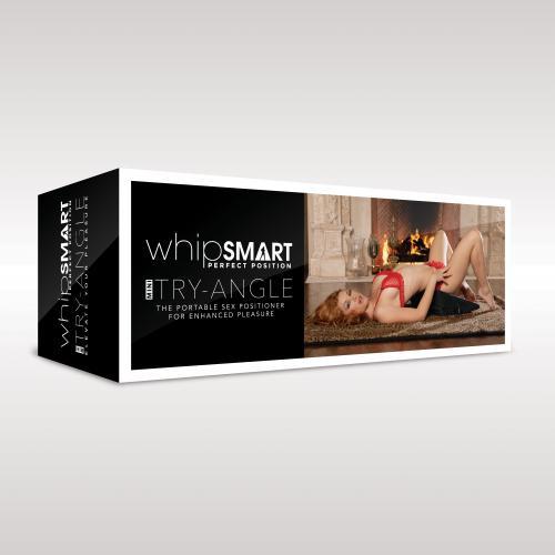 Whipsmart - The Mini Try-Angle Positiekussen Met Polsboeien #3
