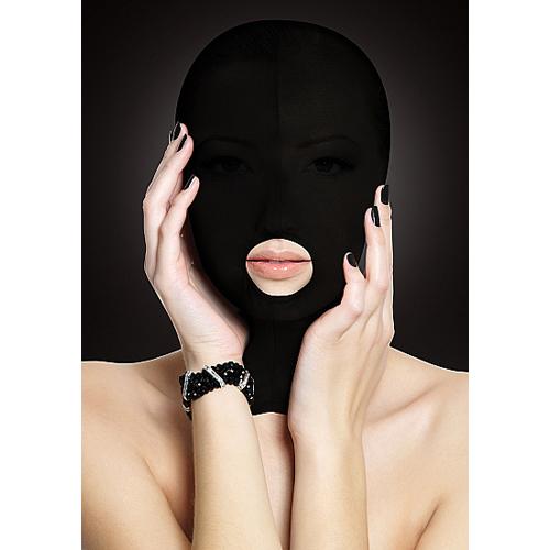 Subversion Masker - Zwart #1